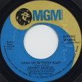 Johnny Bristol / Hang On In There Baby c/w Take Care Of You For Me