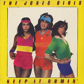 Jones Girls / Keep It Comin'