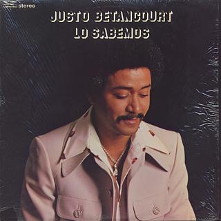 Justo Betancourt / Lo Sabemos