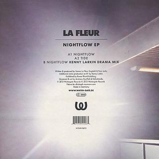 La Fleur / Nightflow EP back