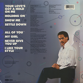 Lillo Thomas / All For You back