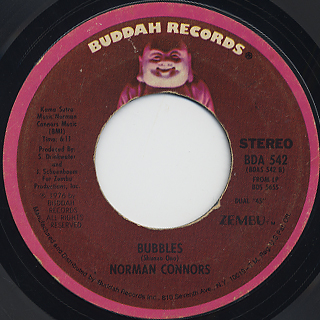 Norman Connors / You Are My Starship back