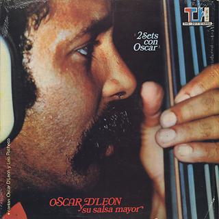 Oscar D'leon Y Su Salsa Mayor / 2 Sets Con Oscar