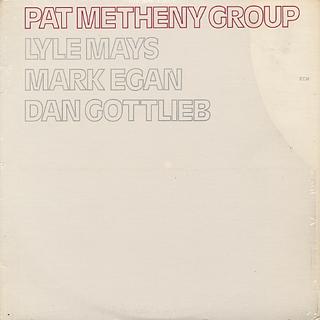 pat metheny s t lp ecm 中古レコード通販 大阪 root records jazz