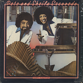 Pete & Sheila Escovedo / Happy Together front