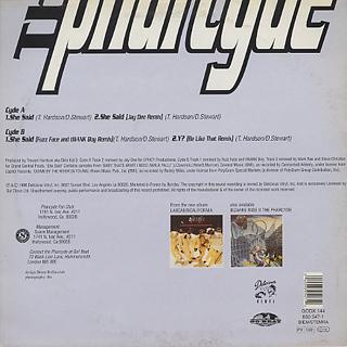 Pharcyde / She Said (UK) back
