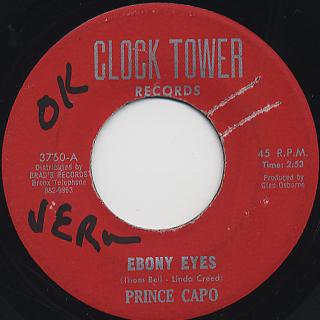 Prince Capo / Ebony Eyes