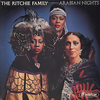 Ritchie Family / Arabian Nights front