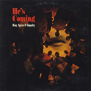 Roy Ayers Ubiquity / He's Coming (Promo)