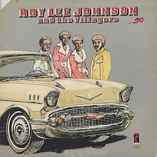 Roy Lee Johnson and The Villagers / S.T.