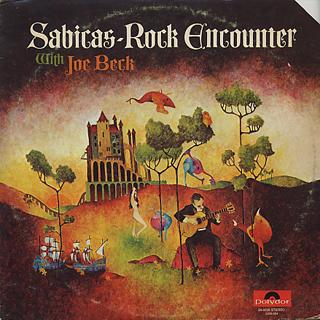 Sabicas with Joe Beck / Rock Encounter