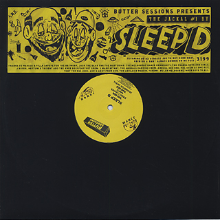 Sleep D / Butter Sessions Vol.1