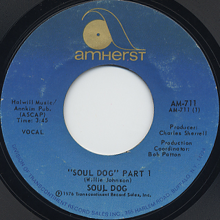 Soul Dog / Soul Dog (Part 1&2)