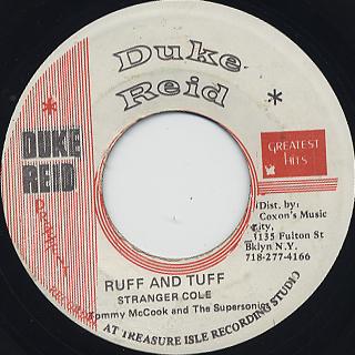 Stranger Cole / Ruff & Tuff
