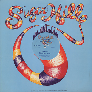 Sugar Hill Gang / Apache front