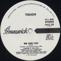 Touch / Me And You c/w Energizer