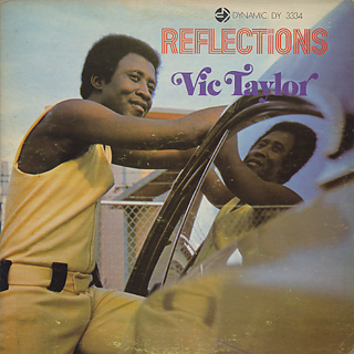 Vic Taylor / Reflections front