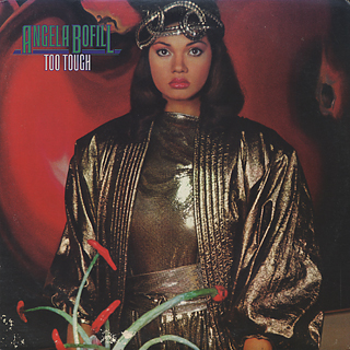 Angela Bofill / Too Tough front