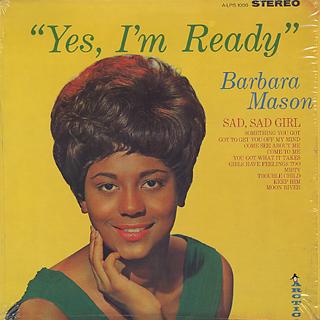 Barbara Mason / Yes, I'm Ready