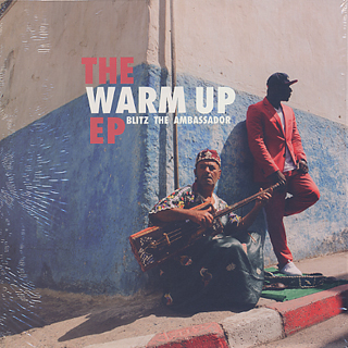 Blitz The Ambassador / The Warm Up EP front
