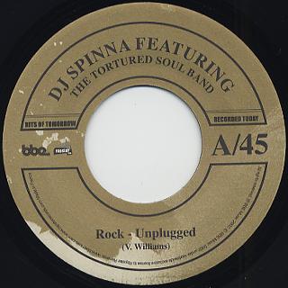DJ Spinna / Rock (Unplugged)