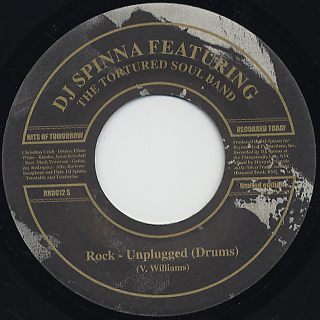 DJ Spinna / Rock (Unplugged) back
