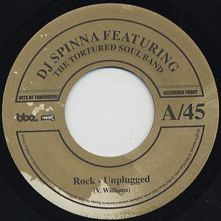 DJ Spinna / Rock (Unplugged) (VG+)