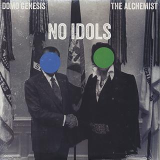 Domo Genesis x Alchemist / No Idols