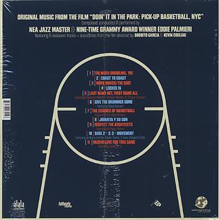 Eddie Palmieri / Doin It In The Park (EP) back