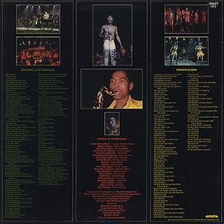 Fela Anikulapo-Kuti / Original Sufferhead back