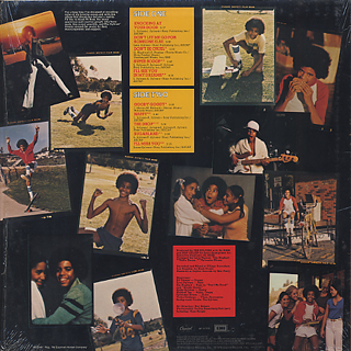 Foster Sylvers / Foster Sylvers back