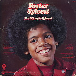 Foster Sylvers feat. Pat & Angie Sylvers / S.T. back