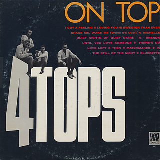 Four Tops / On Top