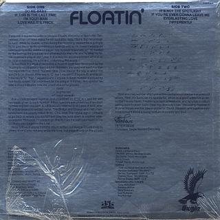 Freddie North / Floatin' back