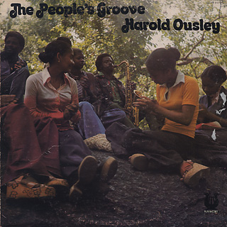 Harold Ousley / The People's Groove