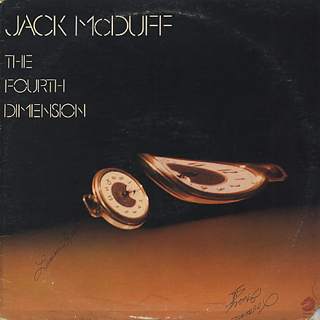 Jack McDuff / The Fourth Dimension