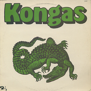 Kongas / S.T. front