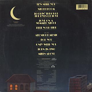 McCrarys / All Night Music back