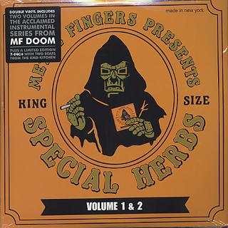 MF Doom / Special Herbs Volumes 1 & 2