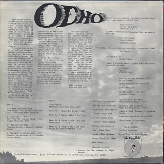 Ocho / Tornado back