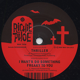 Richie Phoe / Thriller