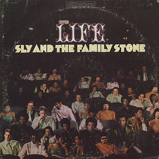 Sly And The Family Stone / Life front