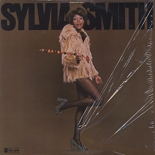 Sylvia Smith / Woman Of The World front