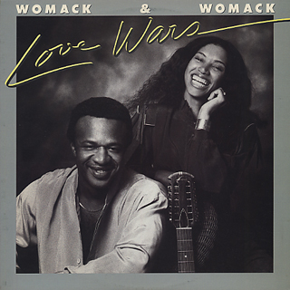 Womack & Womack / Love Wars front