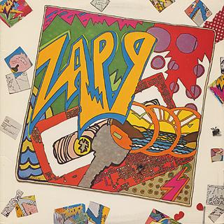 Zapp S T Lp Warner Bros 中古レコード通販 大阪 Root Down