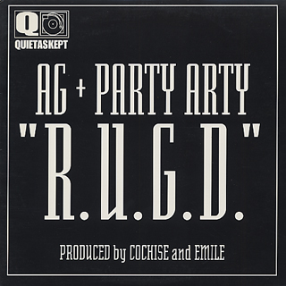 AG + Party Arty / R.U.G.D.