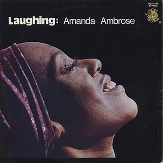 Amanda Ambrose / Laughing