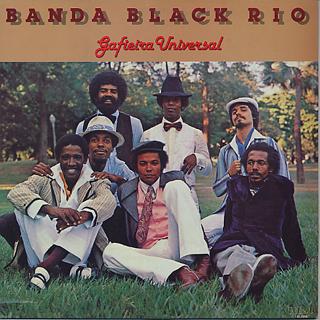 Banda Black Rio / Gafieira Universal