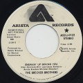 Brecker Brothers / Sneakin' Up Behind You (Promo 45)