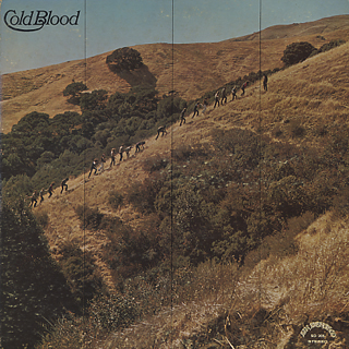 Cold Blood / Sisyphus front